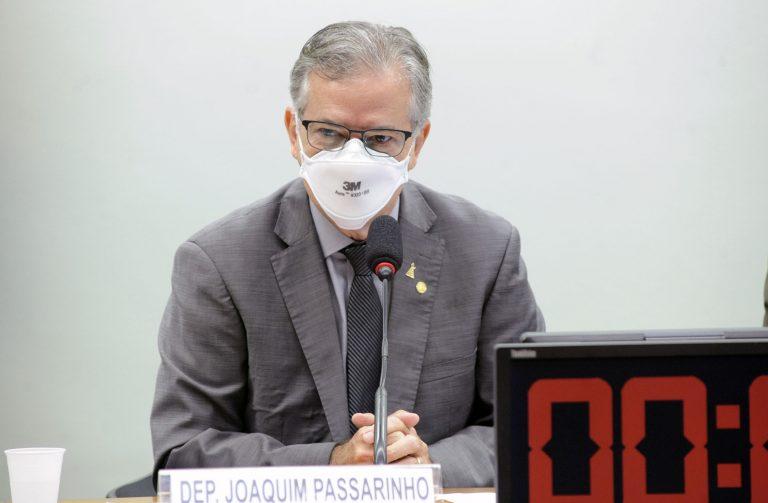 Deputado Joaquim Passarinho (PSD-PA)