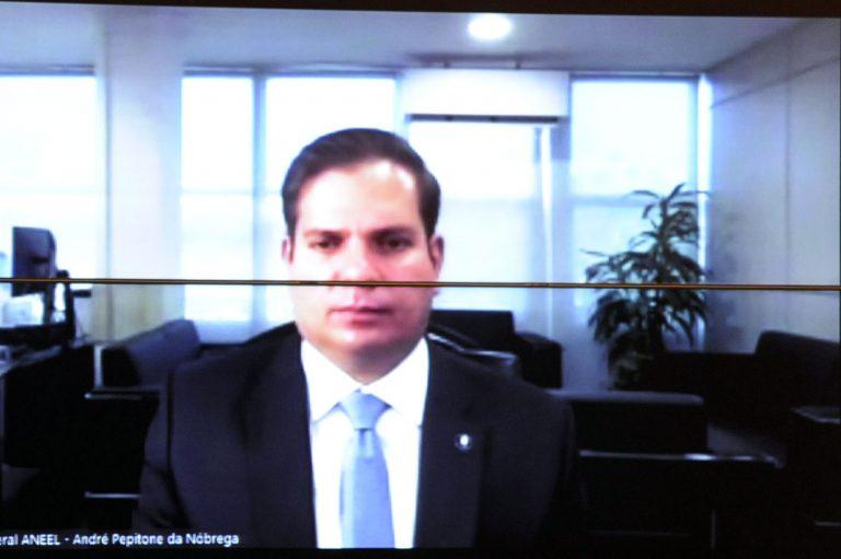 André Pepitone da Nóbrega participa da audiência