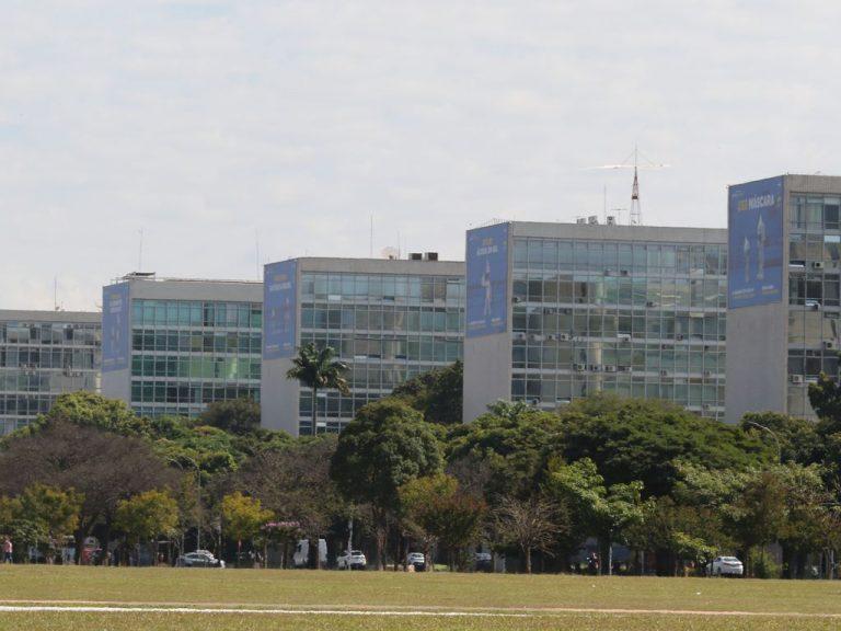 Brasília - Esplanada - Esplanada dos Ministérios