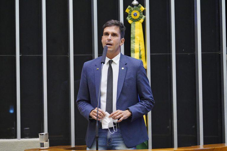 Deputado Luiz Lima (PSL-RJ)