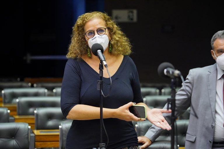 Discussão e votação de propostas. Dep. Jandira Feghali PCdoB - RJ