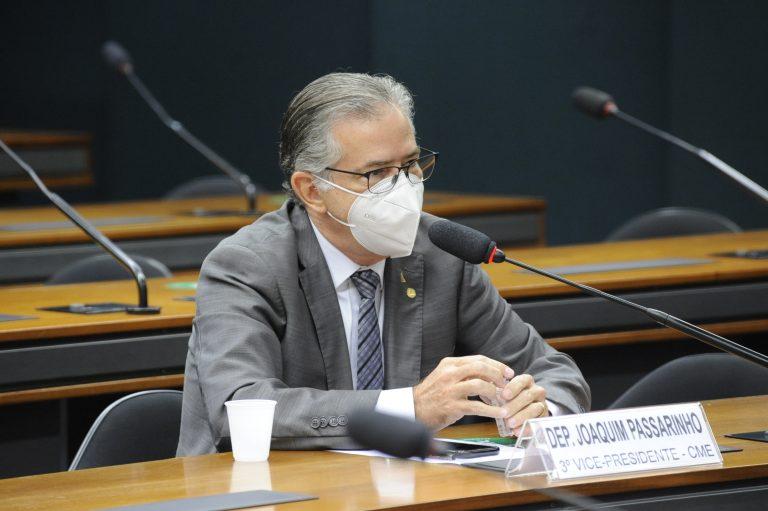 Joaquim Passarinho participa da audiência pública