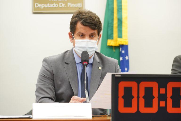 Reunião com Ministro da Saúde. Dep. Dr. Luiz Antonio Teixeira Jr. PP - RJ