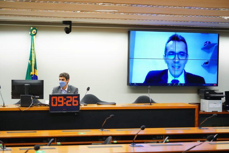 Elias Monteiro participa de audiência pública virtual