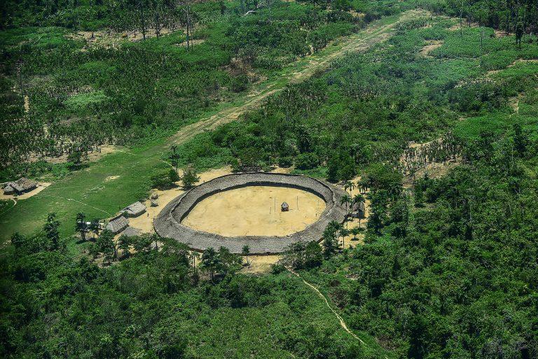 Direitos Humanos - índios - reservas indígenas Yanomami Ianomami povos originais tradicionais (Roraima)