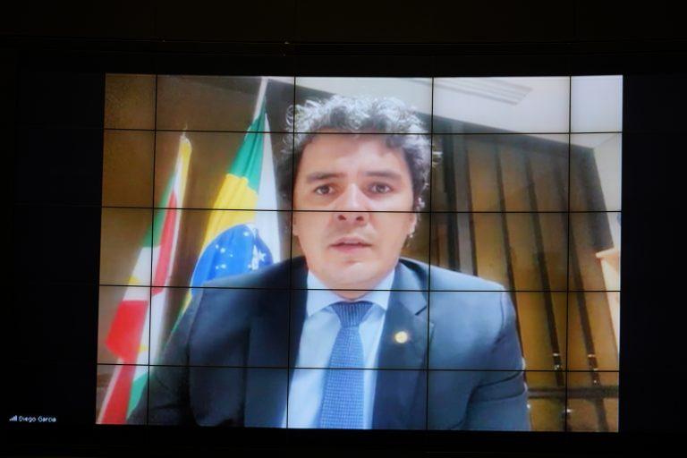 Discussão e votação de propostas. Dep. Diego GarciaPODE - PR