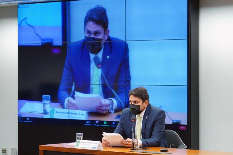 Juscelino filho participa da reunião da comissão de orçamento