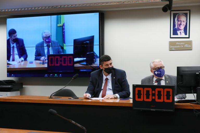 Audiência Pública - PL - 1902/2021 - emergência em saúde pública. Dep. Totonho LopesPDT - CE e o dep. Odorico Monteiro PSB - CE
