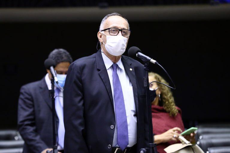 O deputado Paulo Ramos (PDT - RJ)