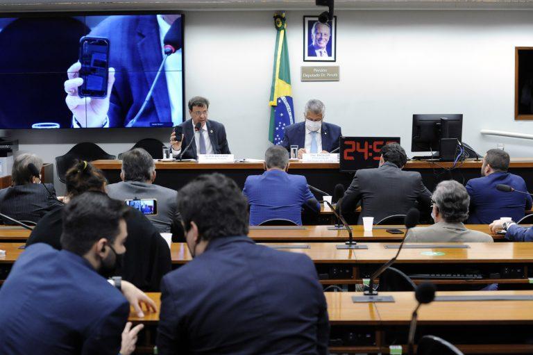 Audiência Pública - Planos e Programas do Ministério do Turismo para o ano de 2021. Ministro de Estado do Turismo, Gilson Machado Neto