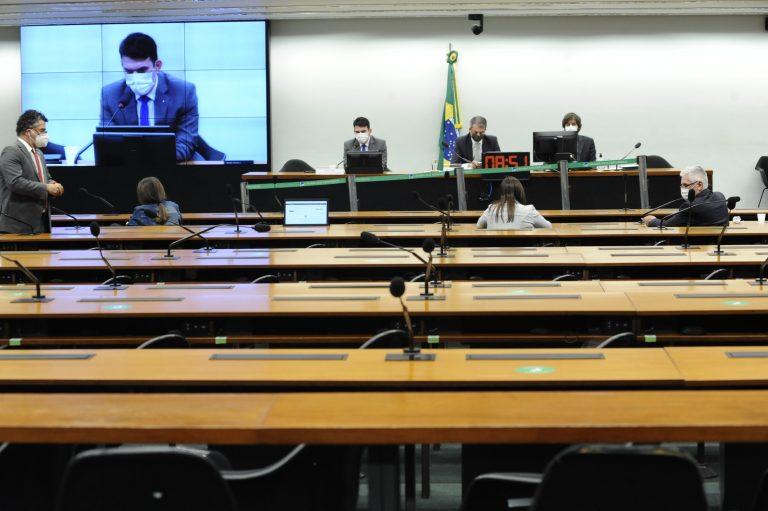 Audiência Pública - Avaliação de Desempenho e Qualificação de Servidores Públicos. Presidente da Associação Nacional dos Auditores de Controle Externo dos Tribunais de Contas do Brasil (ANTC), Ismar Viana