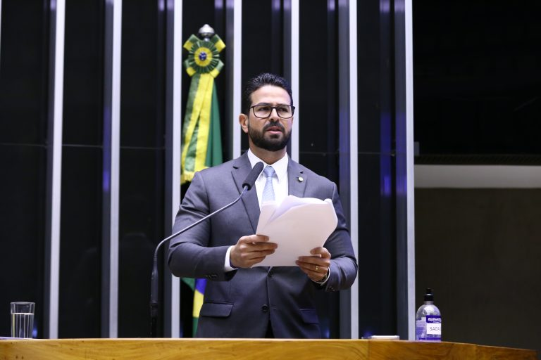 Discussão e votação de propostas. Dep. Gil CutrimREPUBLICANOS - MA