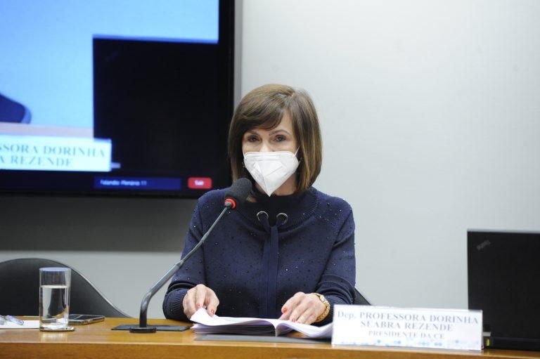 Audiência Pública – Edital do 5G, acesso à internet na educação e declarações sobre Covid. Dep. Professora DorinhaSeabra RezendeDEM - TO