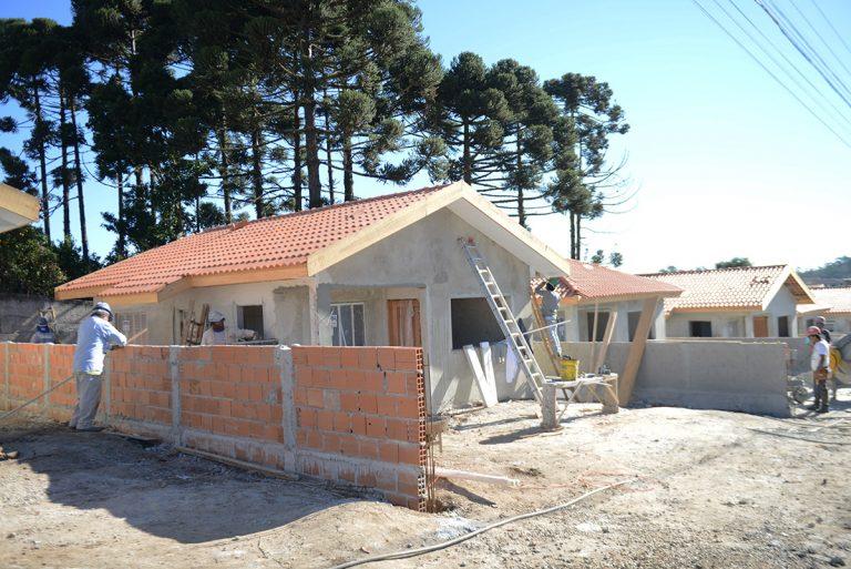 Habitação - construção civil - casas obras programas habitacionais pedreiros
