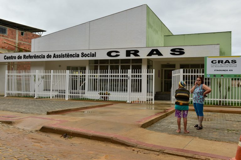 Assistência Social - geral - CRAS Centro de Referência em Assistência Social SUAS Sistema Único de Assistência Social (Itaguaçu-ES)