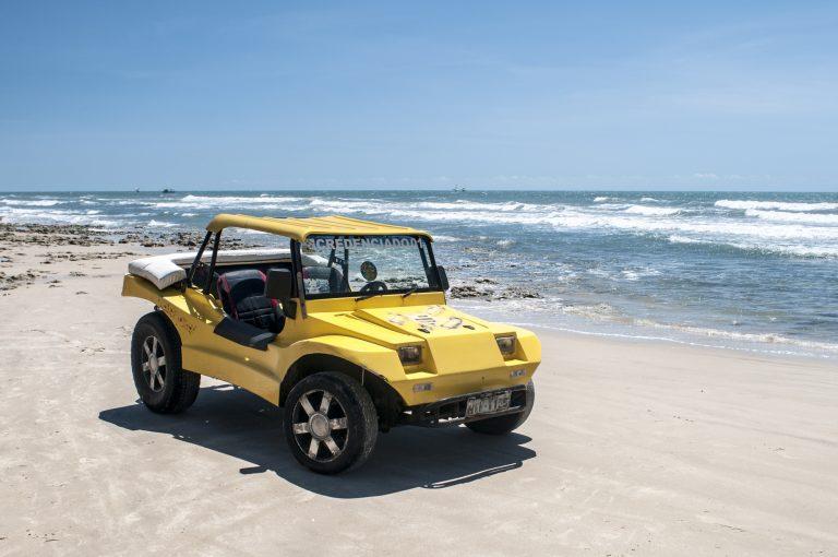 Turismo - Brasil - bugues buggy praias passeios litoral