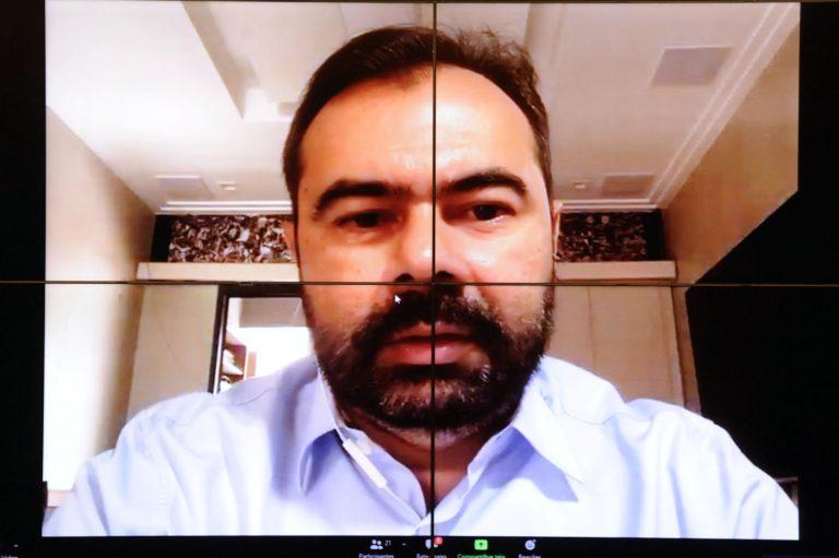 Reunião deliberativa. Dep. Idilvan Alencar(PDT - CE)