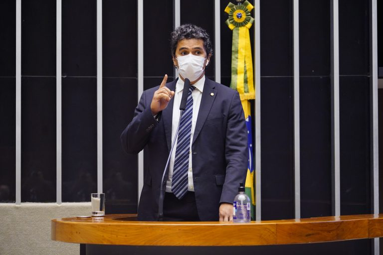 Deputado Diego Garcia (PODE-PR)