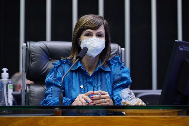 Deputada Professora Dorinha Seabra Rezende (DEM-TO)