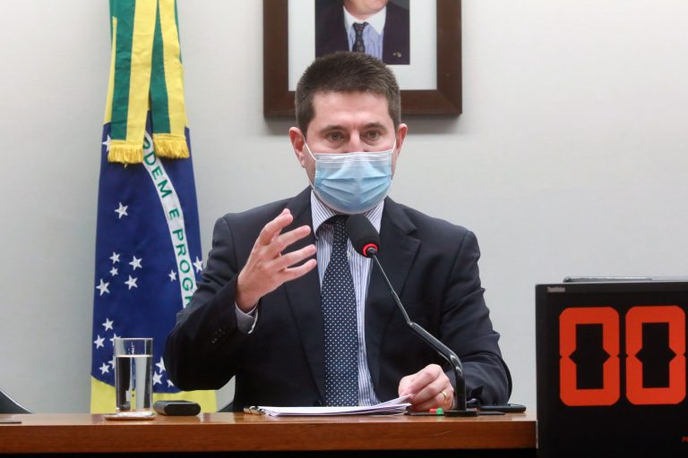 Seminário - As mudanças do crédito para o agronegócio no Brasil. Dep. Jerônimo GoergenPP - RS
