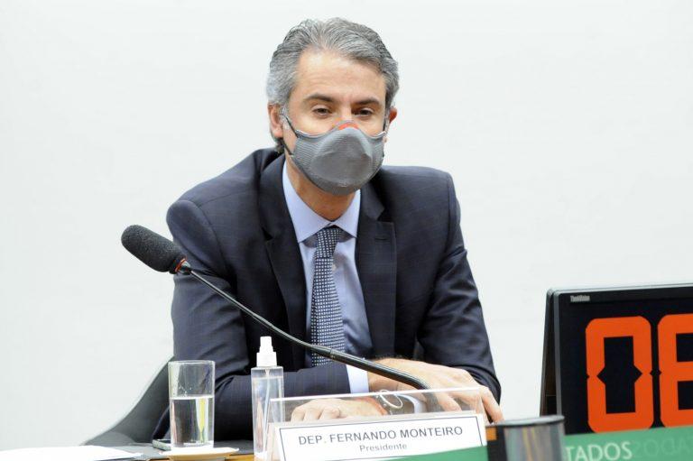 Fernando Monteiro: reforma não é contra os servidores