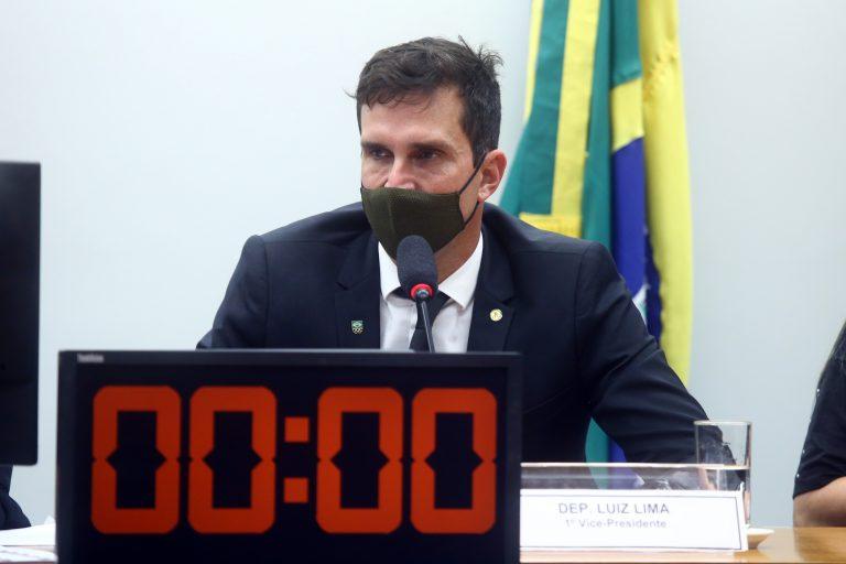 o Dep. Luiz Lima