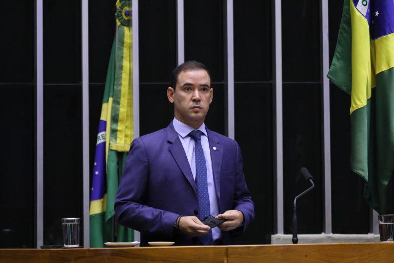 Vicentinho Júnior, relator da medida provisória