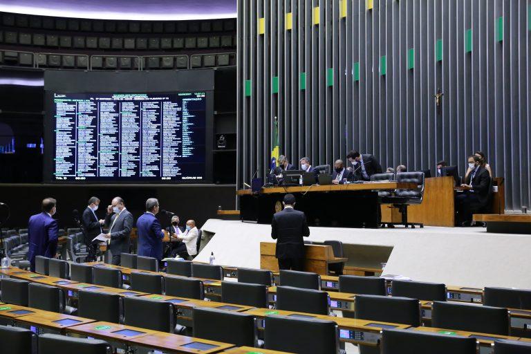 Discussão e votação de propostas. Presidente da Câmara, dep. Arthur Lira PP-AL