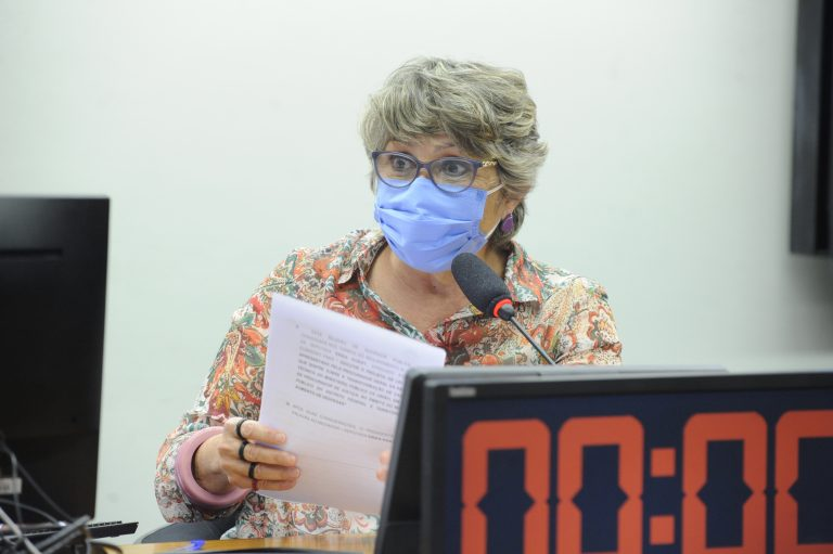 Deputada Erika Kokay (PT-DF)