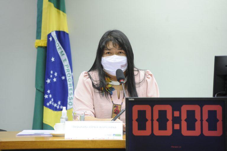 Audiência Pública - Violações e violências contra as mulheres indígenas no Brasil. Dep. Joenia WapichanaREDE - RR