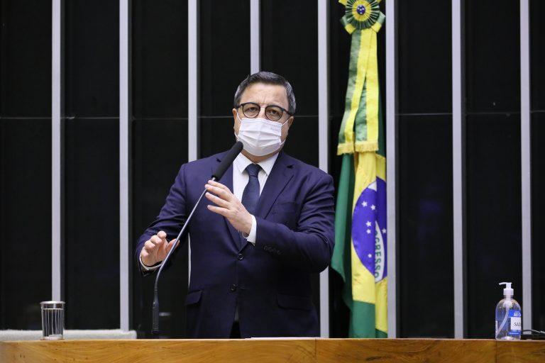 Danilo forte discursa no plenário