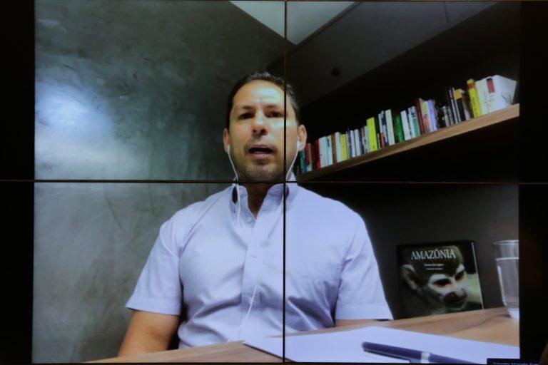 Marcelo Ramos negou interferência da COP: projeto prevê período de transição