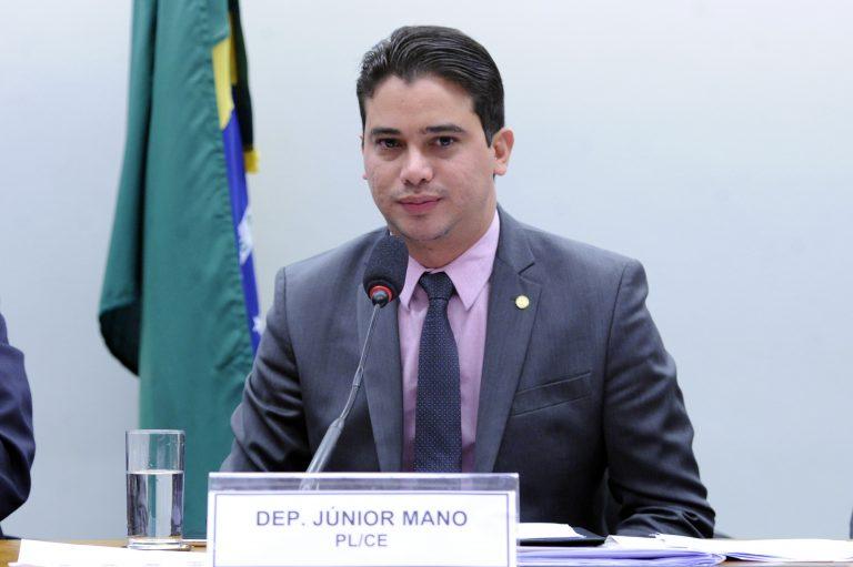 Audiência Pública - Comissão Externa Obras Inacabadas no País. Dep. Júnior Mano (PL-CE)
