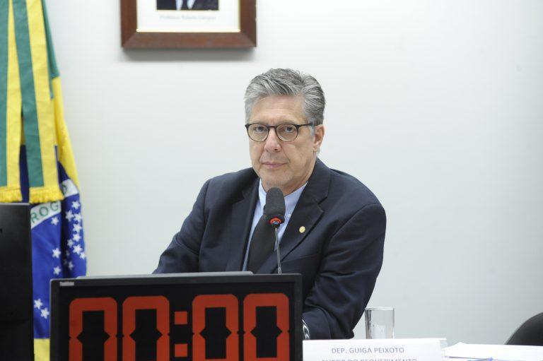 Audiência Pública - Alteração de alíquotas do imposto sobre a importação de produtos. Dep. Guiga PeixotoPSL - SP