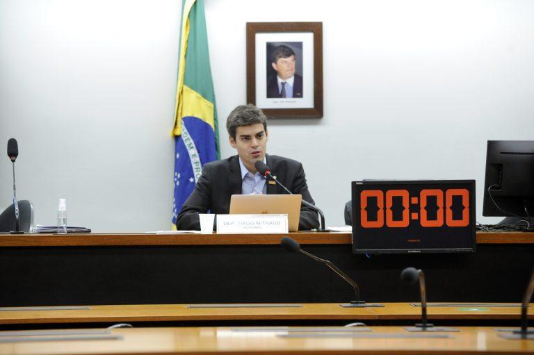 Audiência Pública - Modelos de Parceria na Educação Infantil. Dep. Tiago MitraudNOVO - MG