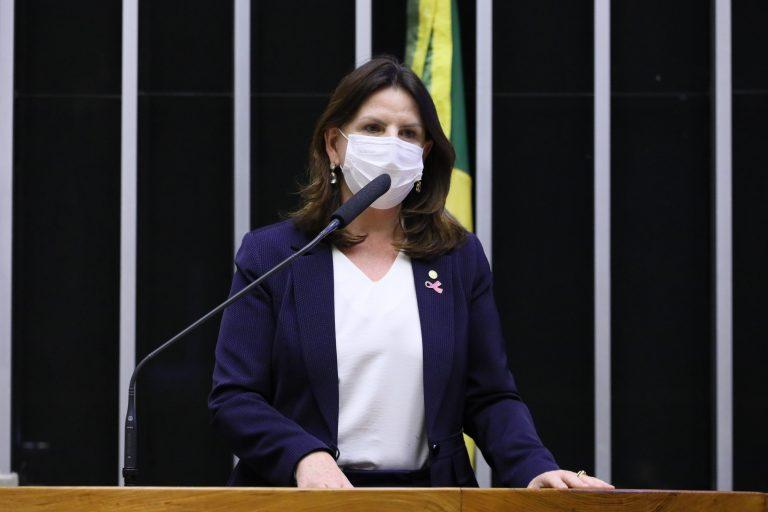 Deliberação de Projetos de Lei do congresso. Dep. Carmen ZanottoCIDADANIA - SC