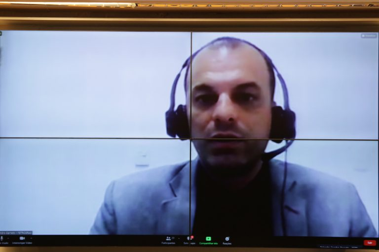 Sandro Barreto: importação de derivados de petróleo faz parte da cadeia de suprimento